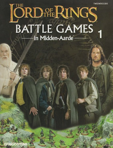 Lord of the Rings - Battle Games in Midden Aarde 1