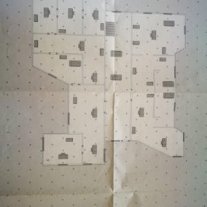 A1 Sized War Map – Map 4