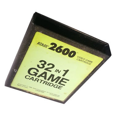 32 in 1 Game Cartridge – Atari 2600