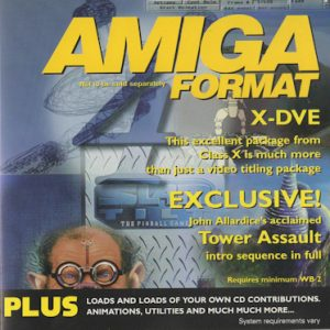 Amiga Format – CD-ROM – Issue 88