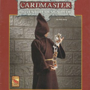 Cardmaster Adventure Design Deck Manual
