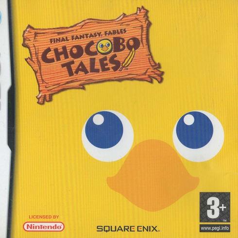 Chocobo Tales - Final Fantasy Fables