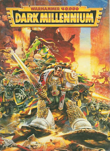 Dark Millennium - Warhammer 40k - Book only!