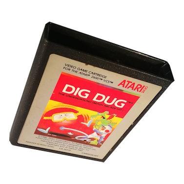 Dig Dug – Atari 2600