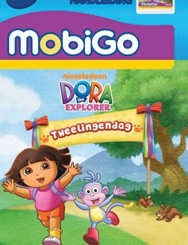 Dora - Tweelingendag