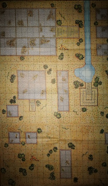 A1 SIZED EXTERIOR MAP