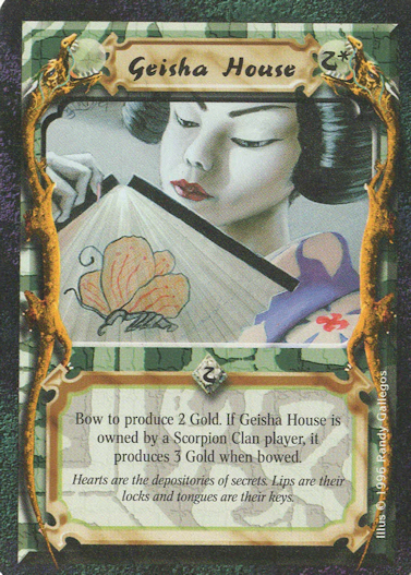Geisha House