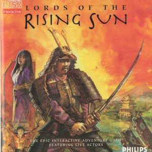 Lords of the Rising Sun – CDi