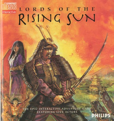 Lords of the Rising Sun - CDi