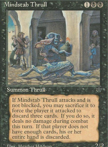 Mindstab Thrull - Fallen Empires