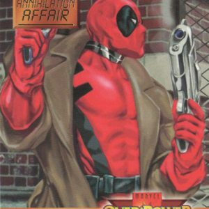 Mission: Annihilation Affair – Deadpool