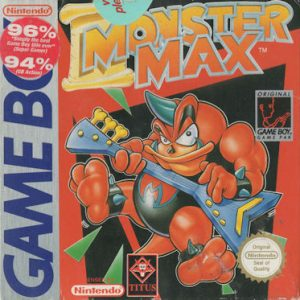 Monster Max – Gameboy