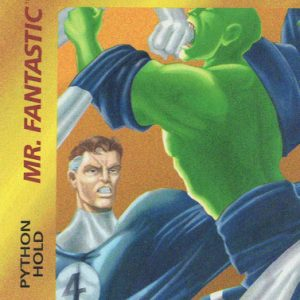 Mr.Fantastic – Python Hold