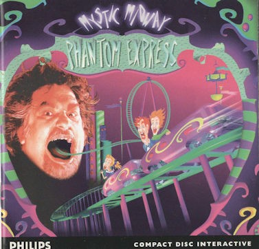 Mystic Midway Phantom Express - CDi