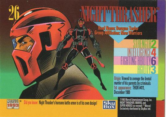 Night Thrasher