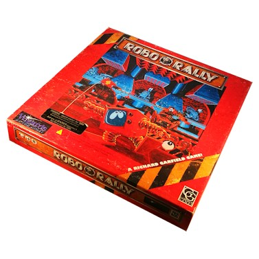 Roborally 2nd edition (used)