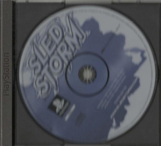 Sled Storm – EA Classics – PAL