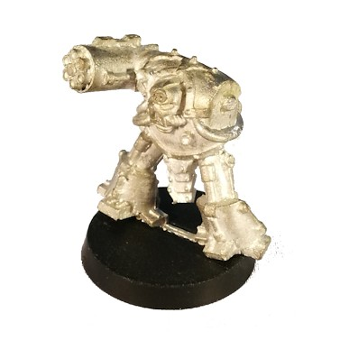 Space Marine (I Think) With a missing arm