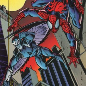 Spider-Man & Darkhawk