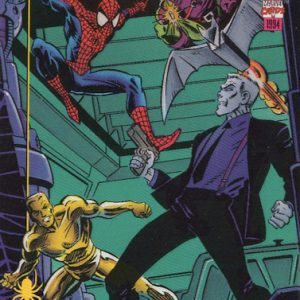 Spider-Man & Green Goblin
