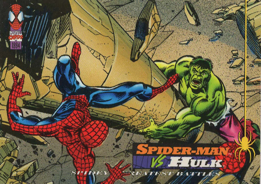 Spider-Man vs. Hulk