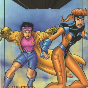 Team-Up: Jubilee & Jean Grey