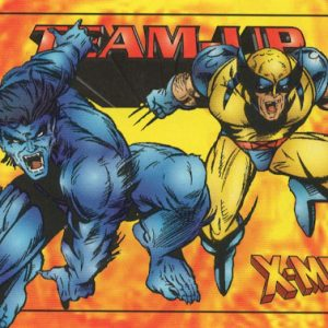 Team-Up – Wolverine & Beast