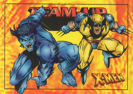Team-Up – Wolverine & Beast