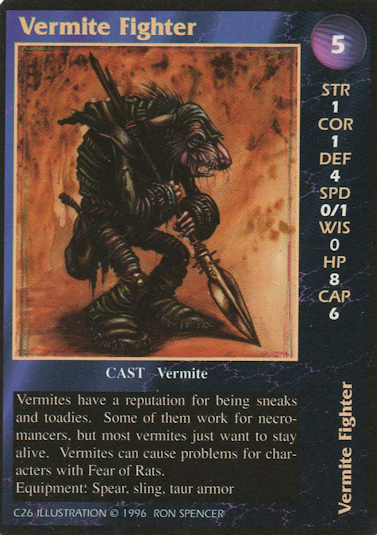 Vermite Fighter