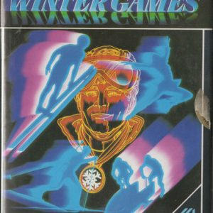 Winter Games – Commodore 64