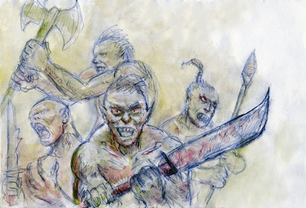 Orctober Special - Learn about the history of the Orcs