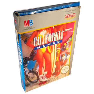 California Games – NES