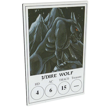 3/Dire Wolf