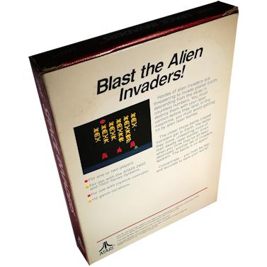 Space Invaders – Atari 2600