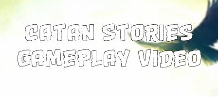 Gameplay video of Catan Stories
