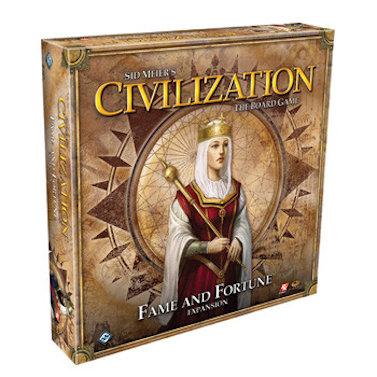 Civilization: Fame and Fortune