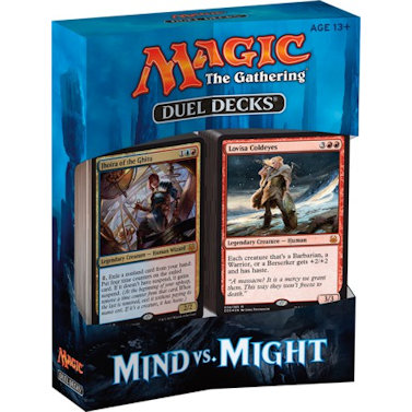 Duel Deck - Mind vs Might