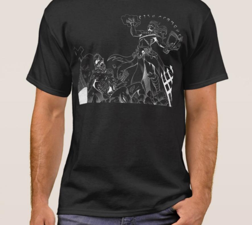 Necrovember T-Shirt