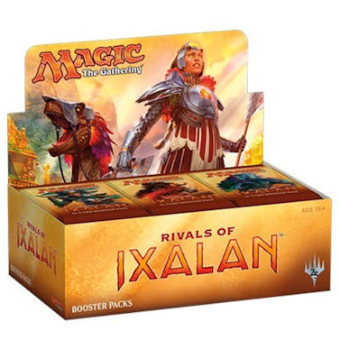 Rivals of Ixalan - Boosterbox