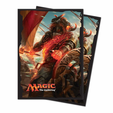 Rivals of Ixalan - Sleeves v1