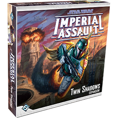 Star Wars Imperial Assault - Twin Shadows Expansion