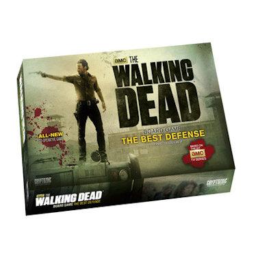 The Walking Dead Board Game - The Best Defense