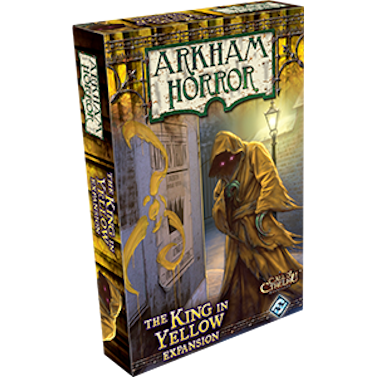 Arkham Horror - The King In Yellow