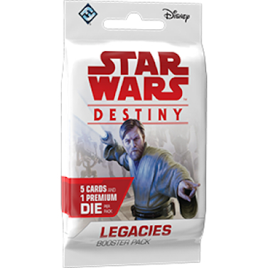 Star Wars Destiny Legacies Boosterpack
