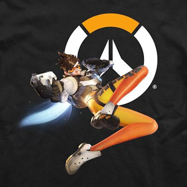 Overwatch - Tracer - T-Shirt
