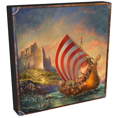 Reavers of Midgard - Box Art - Packaging