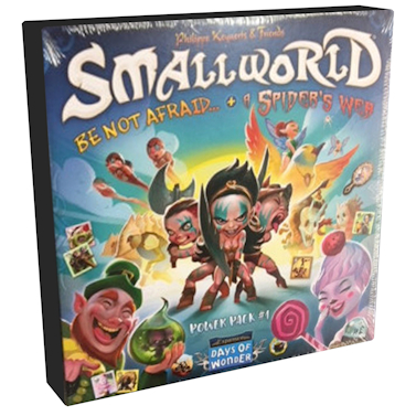 Small World - Race Collection - Power Pack 1