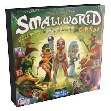 Small World - Race Collection - Power Pack 2