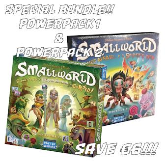 Small World - Powerpack Bundle