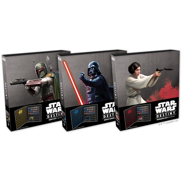 Star Wars Destiny - Dice Binders - Darth Vader